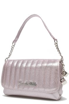 Mother's Day Gift Ideas: Mini Gambler Tote in Baby Pink.         #blamebetty #mothersday