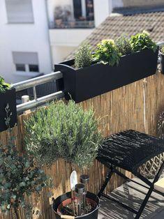 Modern Backyard, Modern Landscaping, Backyard Landscaping, Terrasse Design, Balkon Design, Raised Patio, Raised Beds, Backyard Plants, Balcony Garden