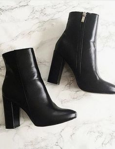 sam edelman black leather boots best going out shoes for women best boots for every season b. Best Ankle Boots, Cool Boots, Ankle Boot Heels, Ankle Boot Outfits, Black Ankle Boots Outfit, Black Heeled Ankle Boots, Cute Shoes, Women's Shoes, Me Too Shoes