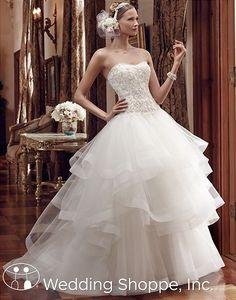 Casablanca  Bridal Gown 2199