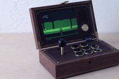 R - K A I D - R retro vintage video game console