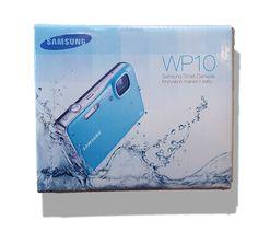 Die #Digitalkamera von #Samsung WP10 ist wasserdicht und der perfekte Begleiter für alle #Outdoor-Fans, die gerne einen #Schnappschuss machen.