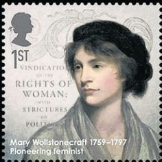 "Mary Wollstonecraft wrote the most significant book in the early feminist movement. Her tract ""A Vindication of the Rights of Women"" laid down a clear moral and practical basis for extending human and political rights to women. – A true pioneer in the struggle for female suffrage."