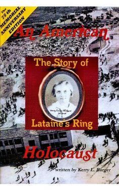 "[Free 10/30/12] ""An American Holocaust: The Story of Lataine's Ring"" This book is one of today's highest-rated free nonfiction books. Find it and a bunch more free Kindle books at http://fkb.me"