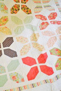 Mirabelle by Fig Tree, pattern is Hugs