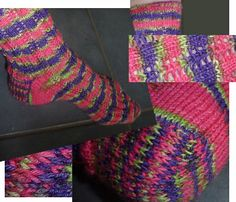 Modèle de tricot gratuit Chaussettes Myriapoda