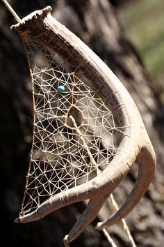 Native American Made Dreamcatcher Dream by HeadStoneVintage, $85.00