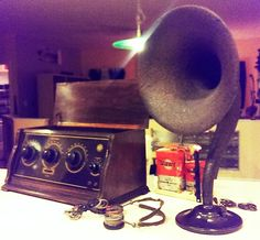RARE 1925 King Quality Model 30 Receiver by VINTAGERADIOSONLINE