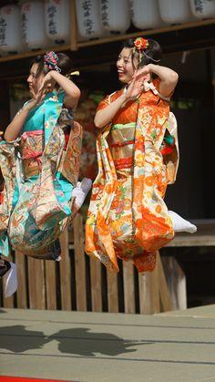 京小町踊り子隊 KYOTO JAPAN