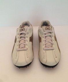 76b6cbec556a Skechers Urban Spikeless Golf Shoe Sneaker Leather Casual Trade Mark 92 Sz  12 M