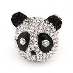 Panda Ring - The Supermums Craft Fair