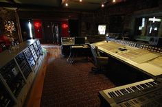Mixing and Mastering with SSL & Neve Sharleen Spiteri, Recording Studio, Music Publishing, Over The Years, Auckland, Digital, Rec Rooms, Music Studios