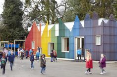 Gallery of Prestwood Infant School Dining Hall / De Rosee Sa - 10