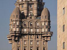Palacio Salvo, Montevideo | Flickr: partage de photos!