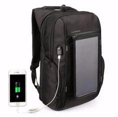NEW COUPON - Water-resistant Solar Powered Backpack with USB Port for $43.99 קופון הנחה חדש! הנחה גדולה רק לישראלים על תיק גב מתקדם נגד מים עם טעינה סולארית https://buyim.co.il/NEW