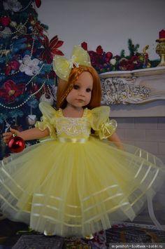 Цветные мечты принцесс! Наряжаем девочек Готц к празднику / Одежда и обувь для кукол своими руками / Бэйбики. Куклы фото. Одежда для кукол