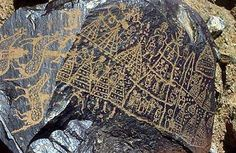 Eighteen cliff paintings dating back over 4,000 years have been discovered by archaeologists in northern China's Inner Mongolia Autonomous Region. The paintings of faces found on Yinshan Mountains cliffs are similar to those in eastern Russia, showing close connections with ancient peoples' migration patterns, and sacrificial and worship ceremonies.