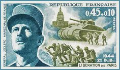 New print available on lanjee-chee.artistwebsites.com! - '1969 RELEASE PARIS 1944 2nd Armoured GENERAL LECLERC MARSHAL OF FRANCE' by Lanjee Chee - http://lanjee-chee.artistwebsites.com/featured/1969-release-paris-1944-2nd-armoured-general-leclerc-marshal-of-france-lanjee-chee.html via @fineartamerica