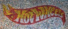 Logo Hot Wheels: artworks di Kevin Champeny https://www.design-miss.com/logo-hot-wheels-artworks-di-kevin-champeny/ La scritta #HotWheels riprodotta con le storiche macchine in miniatura