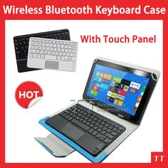 Universal Wireless Bluetooth Keyboard mouse touchpad Case for Teclast X98 plus X98 pro X98 Air III Bluetooth Keyboard Case+gifts