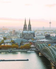 Evenings in Cologne, Germany