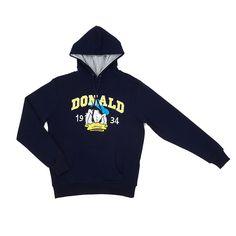 Disney Store Donald Duck Hooded Sweatshirt For Adults Disney Clothing For Women, Disney Store Uk, Old Fan, Unisex Fashion, Donald Duck, Hooded Sweatshirts, Hoods, T Shirt, Jackets