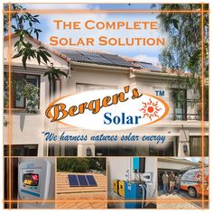 Going the extra mile for our customers is part of our service. This customer in Kyalami has the complete solar solution. Solar Energy Panels, Best Solar Panels, Solar Powered Generator, Solar Energy Information, Solar Fan, Solar Panel Technology, Solar Solutions, Energy Companies, Solar House