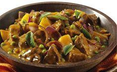 Hot 'n Tasty Mutton Curry #stew #recipes