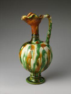 Ewer   China   Tang dynasty (618–907)   The Metropolitan Museum of Art
