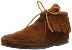 Minnetonka Women's Classic Fringe Hardsole Boot, http://www.amazon.com/dp/B000EX45FO/ref=cm_sw_r_pi_awdm_mTeVvb05W7NDQ