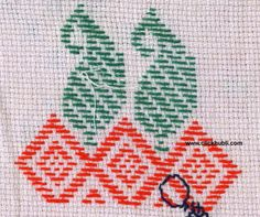 1000+ Images About Kasuti On Pinterest | Hand Embroidery Indian Embroidery And Karnataka