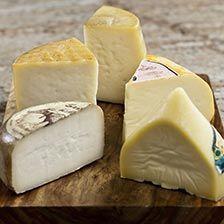 five amazing Spanish cheeses.