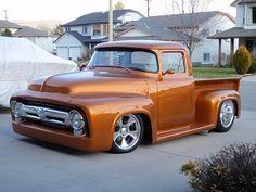 1953 - 1956 Mercury Trucks