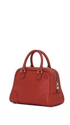 LOEWE Red Mini Amazona 75 Bag. NOW AVAILABLE.