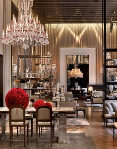 Отель Baccarat Hotel & Residences в Нью-Йорке