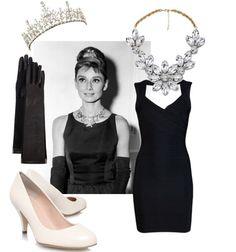 Audrey Hepburn's look Audrey Hepburn, Fashion Looks, Image