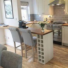 Kitchen On A Budget, Home Decor Kitchen, Kitchen Interior, New Kitchen, Home Kitchens, Kitchen Small, Ideas For Small Kitchens, Small Kitchen Designs, Tiny Kitchens