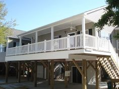 Beautiful 3BR/2BR  Raised Beach House Near Pools/Beach/Store!Vacation Rental in Ocean Lakes from @HomeAway! #vacation #rental #travel #homeaway