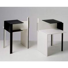 D.I mundo: El Stilj Eileen Gray side table