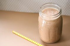 Eat Good 4 Life Dark chocolate, peanut butter and banana smoothie » Eat Good 4 Life