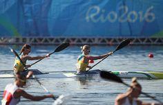 First Aussies through to sprint finals | AUS Team | Rio 2016