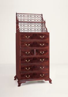 26008 // Decca // Traditional Collection // Tall Chest of Drawers