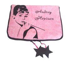 Case Netbook Audrey Hepburn - R$89.00