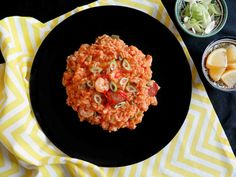 JAMBALAYA: Pikantní kreolská rýže -s masem, klobáskou a krevetami // Ochutnejte svět - blog mezinárodní kuchyně