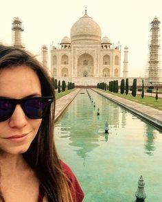 by @jeya101 #mytajmemory #IncredibleIndia #tajmahal A Taj selfie for good measure  #tajmahal#india#views#selfie#symmetry#architecture#beauty#delhi#jaipur#agra#travelling#backpacking#beautifulworld#tomb#fountain#indiansummer#summer#may#selfietime#goodmeasure#palace