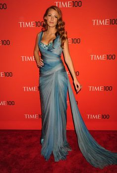 Blake Lively in Zuhair Murad Spring 2011 Couture
