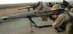 Barrett M82 series sniper rifle
