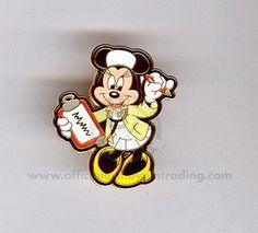 Disney Trading Pins - Walt Disney World Theme Park Exclusive Merchandise - Minnie Mouse As Nurse Minnie by Disney, http://www.amazon.com/dp/B008EGNJ5K/ref=cm_sw_r_pi_dp_m5BHrb1RDHD1D