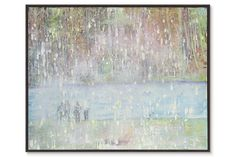 """Peter Doig's """"Cobourg 3 + 1 More"""" to star in Post-War and Contemporary Art Evening Auction"""