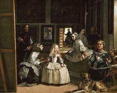 Las Meninas de Velázquez. Más fotos de este famoso pintor español aquí: http://www.muyinteresante.es/historia/fotos/10-cuadros-de-velazquez/meninas-velazquez #art #arte #Velazquez